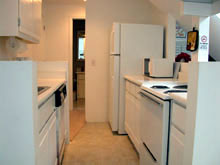 402 Kitchen - Gym Club Suites, Bisbee Arizona Hotels